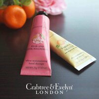 Review kem dưỡng da tay Crabtree & Evelyn