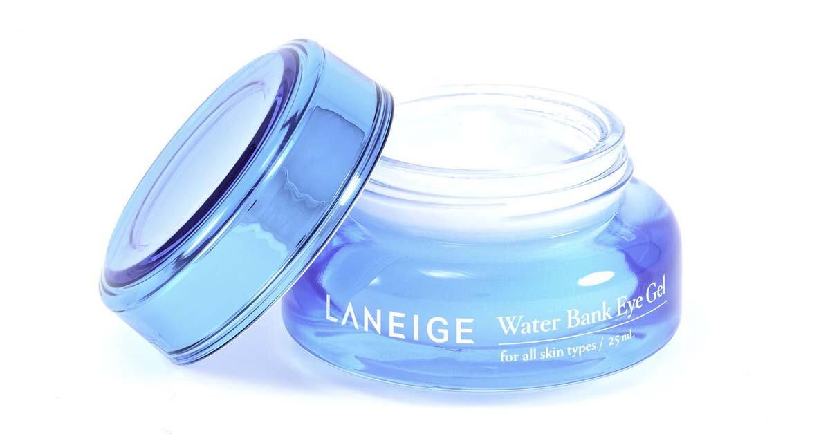 Review kem dưỡng mắt Laneige Water Bank Eye Gel