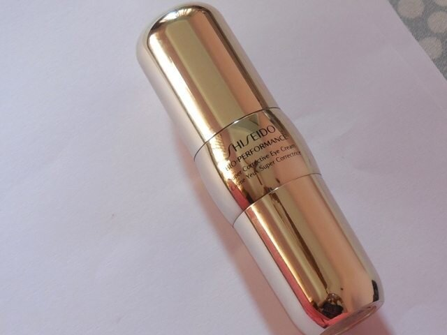 Review kem dưỡng mắt Shiseido Bio-Performance Super Corrective Eye Cream