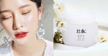 Review kem dưỡng trắng da Hanyul White Chrysanthemum Radiance Cream SPF 35/ PA++