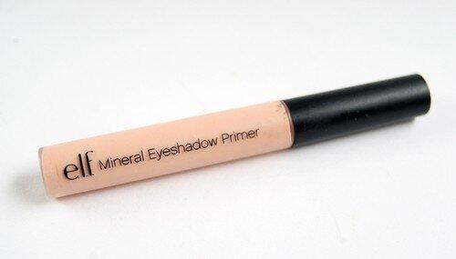 Review kem lót mắt Elf Mineral Eyeshadow Primer