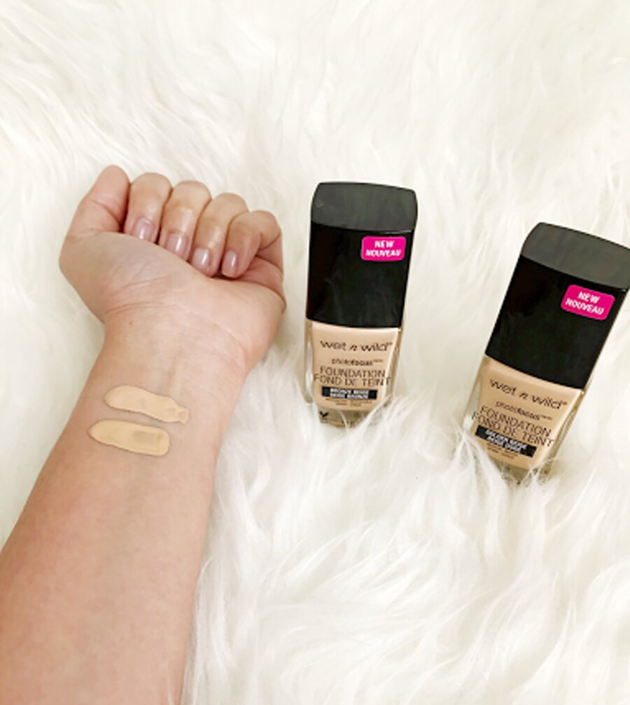Review kem nền cho da dầu Wet n Wild Photofocus Foundation