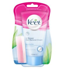 Review kem tẩy lông Veet In-Shower Hair Removal Cream