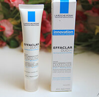 Review kem trị mụn cho da nhạy cảm La Roche Posay EFFACLAR DUO+
