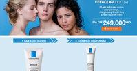 Review La Roche Posay Effaclar Kit – Bộ sản phẩm chăm sóc da chuyên sâu cho da mụn và da nhạy cảm từ chương trình Đại tiệc sinh nhật lần 6 Lazada