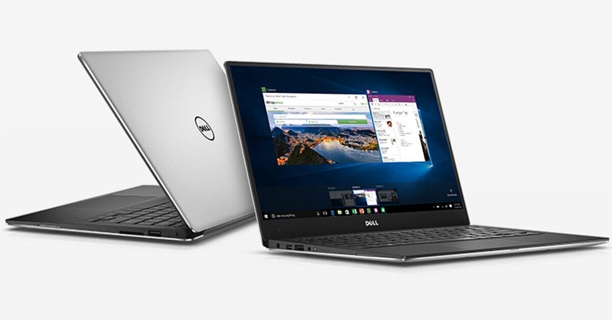 Review laptop Dell XPS13 9360-99H103