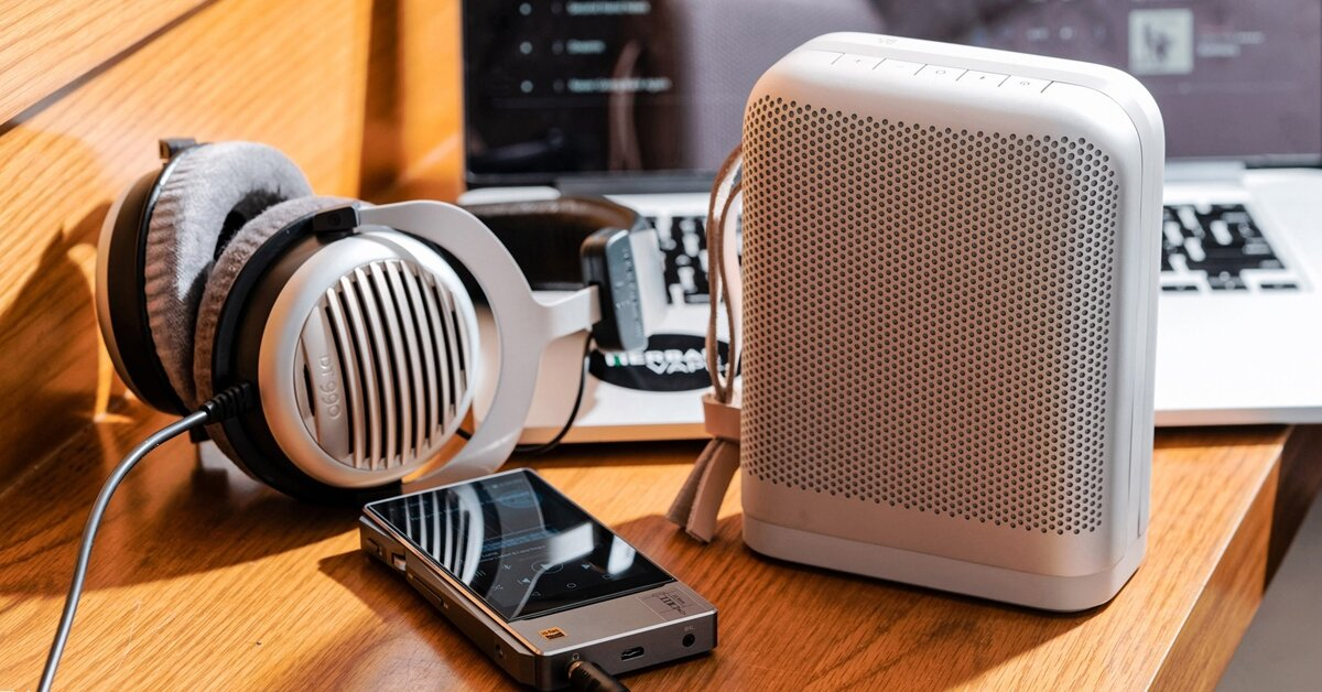 Review loa bluetooth Bang & Olufsen Beoplay P6