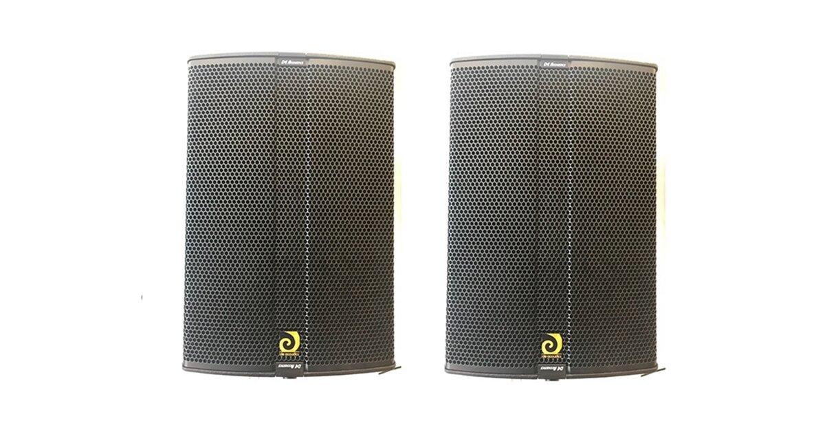 Review loa hát karaoke DE Acoustic DP12