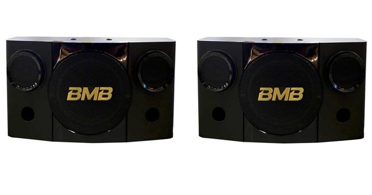 Review loa karaoke BMB CSE 308 SE: Hàng của Nhật, chất thật