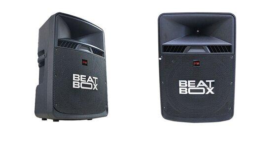 Review loa kéo di động Acnos Beatbox KB50U