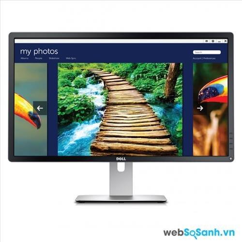 Review màn hình máy tính Dell 28 Ultra HD P2815Q