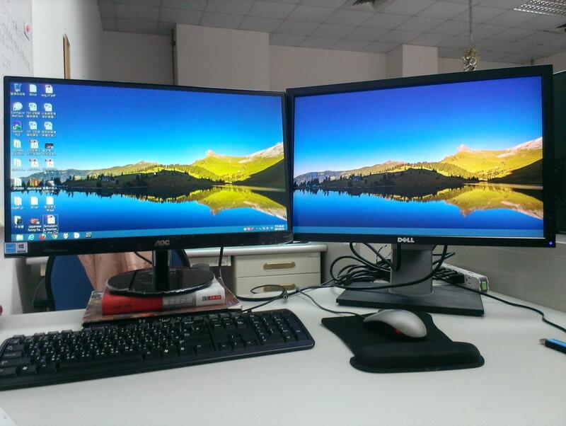Review màn hình máy tính giá rẻ thiết kế đẹp AOC i2369V