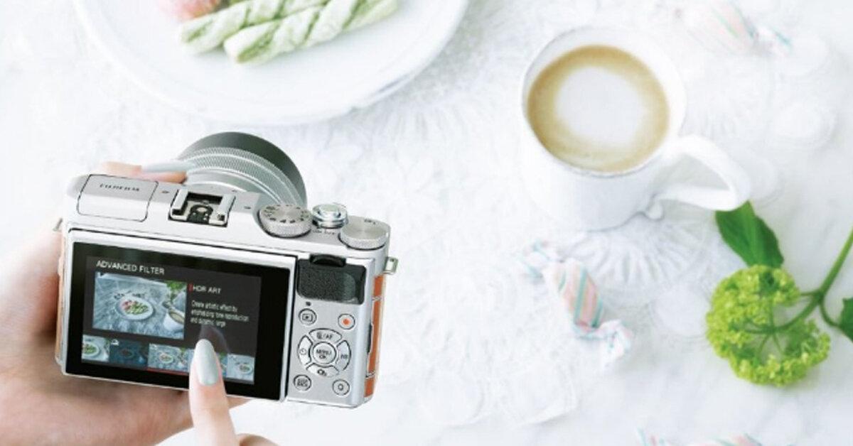 Review máy ảnh thời trang Fujifilm X-A5 – Sản phẩm đặc biệt phù hợp với nữ giới