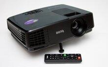 Review máy chiếu BenQ MS504 giá rẻ, cường độ sáng 3000 lumen