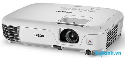 Review máy chiếu hiệu chỉnh thông minh Epson EB-W12