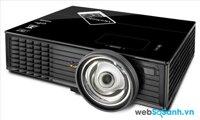 Review máy chiếu mini ống kích cự ly ngắn tầm giá 20 triệu đồng ViewSonic PJD6683ws