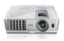 Review máy chiếu ống kính ngắn BenQ MS616ST