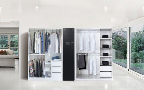 Review máy giặt hấp sấy LG Styler có tốt không, giá bán bao nhiêu?