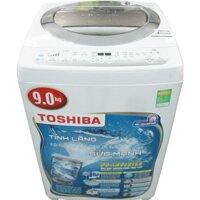 REVIEW MÁY GIẶT LỒNG ĐỨNG INVERTER TOSHIBA 9.0 KG AW-DC1000CV(WB)