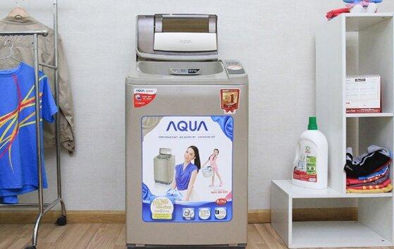 Review máy giặt sấy Aqua có tốt bền không, giá bao nhiêu, mua loại nào?