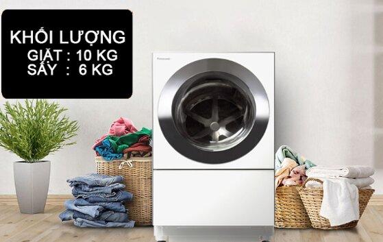 Review máy giặt sấy khô Panasonic có tốt không, giá bán, mua loại nào