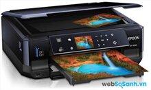 Review máy in ảnh đa năng dành cho văn phòng nhỏ Epson XP-600