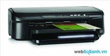 Review máy in cỡ giấy lớn giá rẻ HP OfficeJet 7000