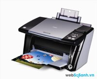 Review máy in đa năng có scan Canon MultiPass MP 370