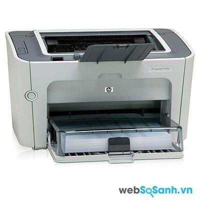 Review máy in đa năng có photo, scan HP LaserJet M1005