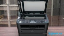 Review máy in đa năng đen trắng không dây  Brother MFC – 7860DW