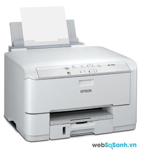 Review máy in đa năng  Epson WorkForce Pro WP – 4023