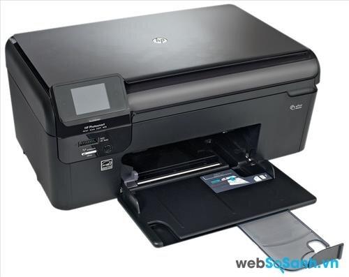 Review máy in đa năng HP Photosmart Wireless B110A