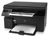 Review Máy in HP Laserjet Printer M1132 MFP (Phần 1)