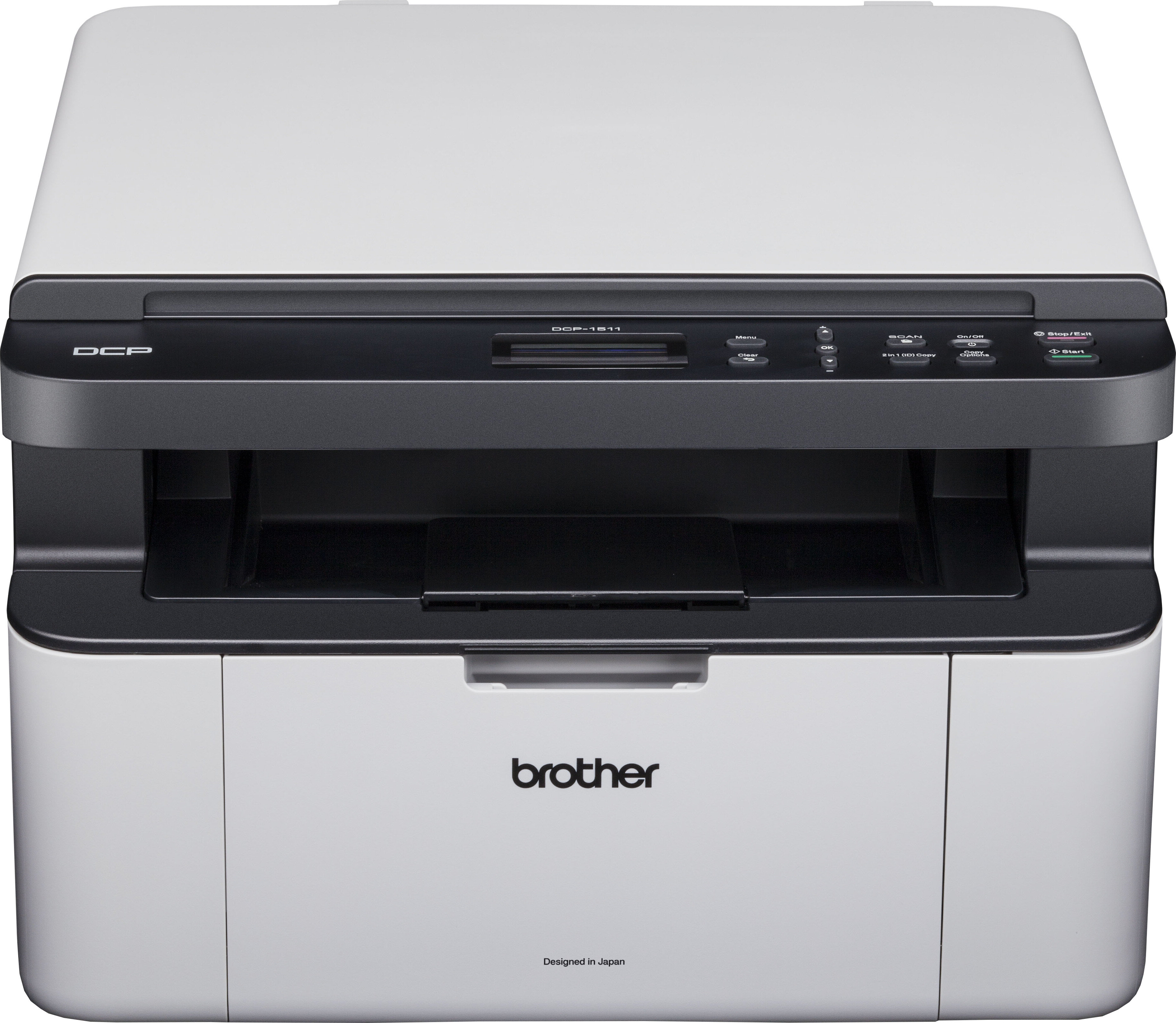 Review máy in laser đa năng scan, fax Brother MFC 1811