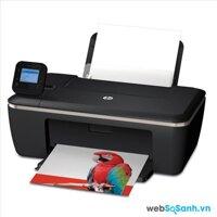Review máy in  laser màu có scan giá rẻ HP Deskjet 3515