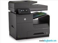 Review máy in laser màu đa năng scan, fax HP officejet Pro X476dw