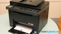 Review máy in laser màu đa năng scan, fax Brother MFC 9120CN