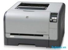 Review máy in laser màu HP Laserjet CP1515n