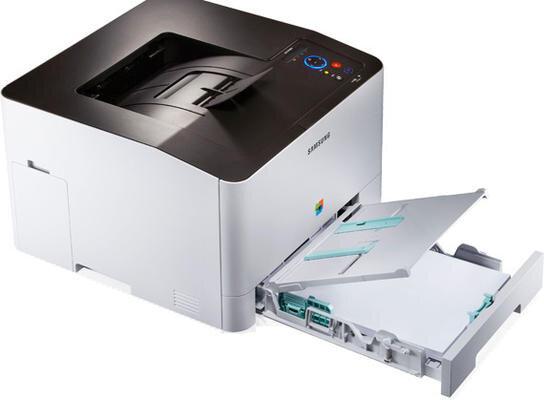 Review máy in laser màu Samsung CLP – 415Nw dành cho văn phòng nhỏ