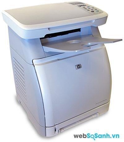 Review máy in màu đa năng HP laserjet CM1015