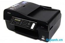Review máy in phun đa chức năng Epson Stylus Office TX510FN