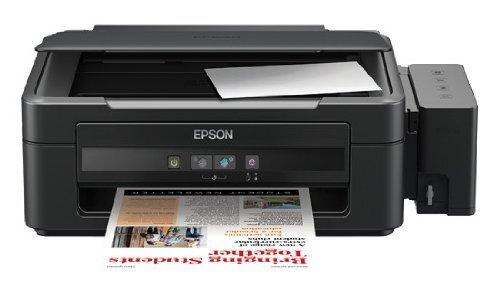 Review máy in phun màu đa chức năng có scan Epson  L210