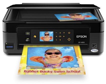 Review máy in phun màu đa năng giá rẻ Epson Expression Home XP- 400