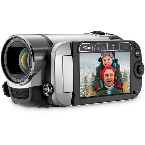 Review máy quay Canon Legria FS21