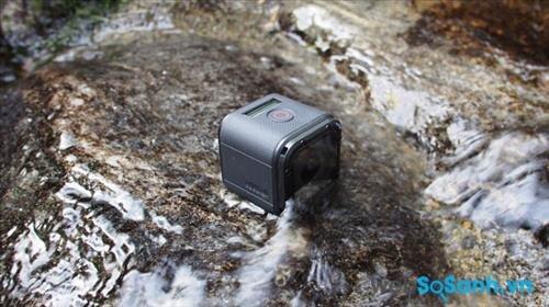 Review máy quay thể thao có kích thước siêu nhỏ GoPro Hero 4 Session