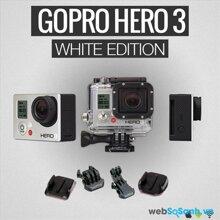 Review máy quay thể thao tầm trung GoPro Hero 3