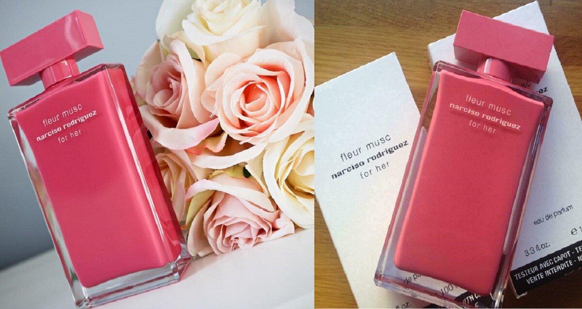 Review nước hoa Fleur Musc For Her – chai nước hoa nữ mới nhất của thương hiệu Narciso