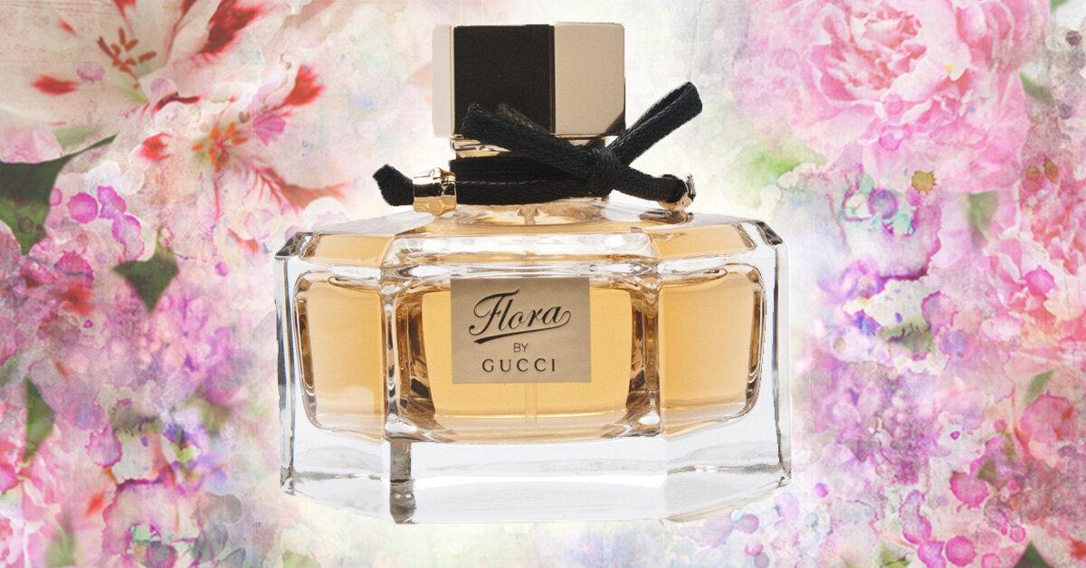 Review nước hoa Flora by Gucci EDP  – hương nước hoa thành công nhất của Gucci