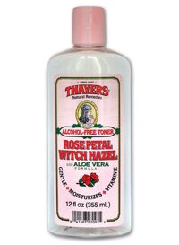 Review nước hoa hồng Thayers Natural Petal Witch Hazel