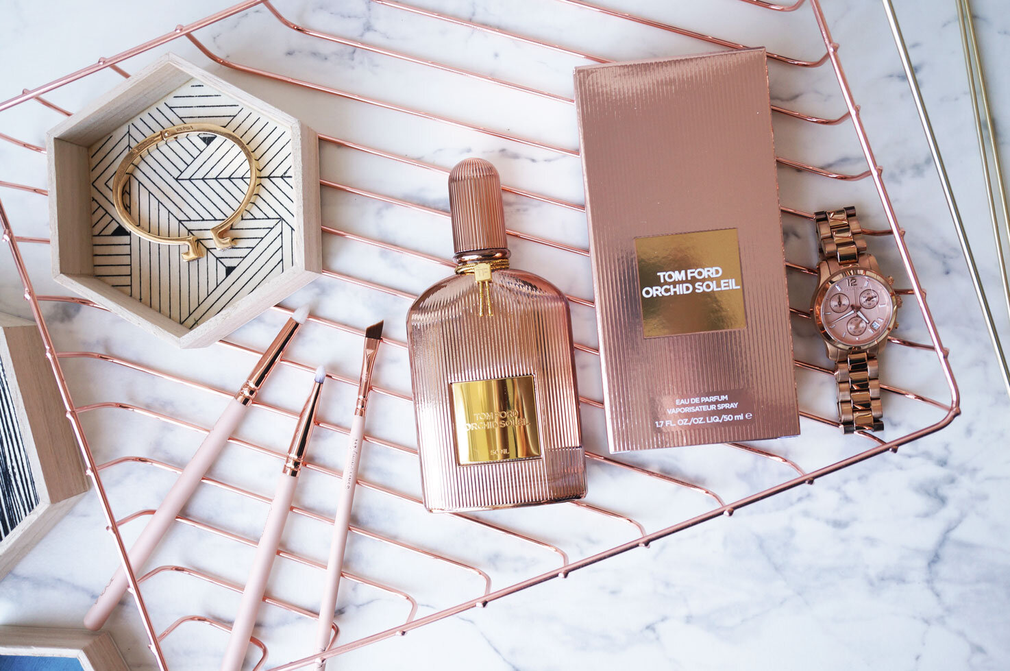 Review nước hoa nữ Tom Ford Orchid Soleil